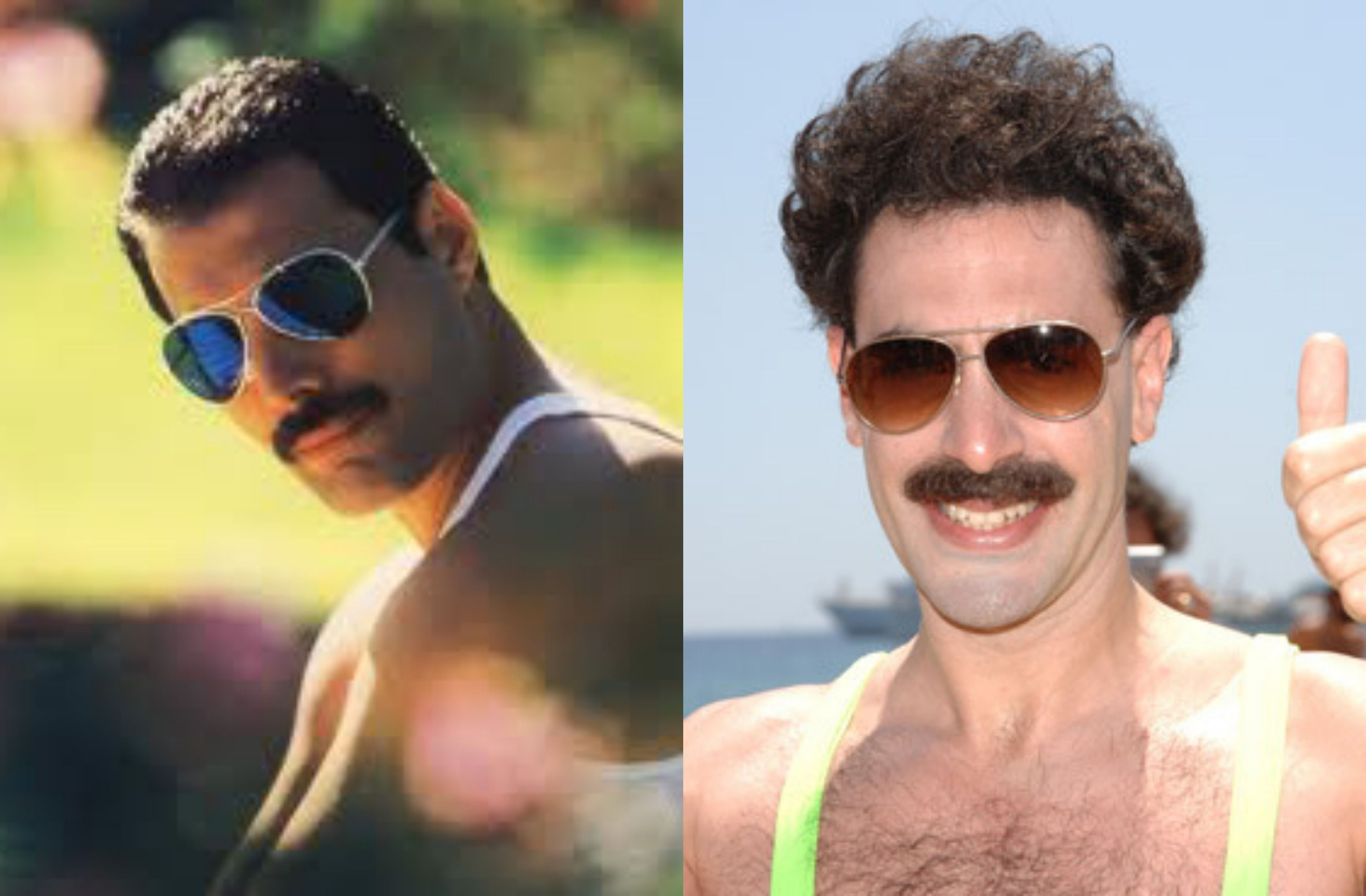 Sacha Baron Cohen Quits Freddie Mercury Biopic