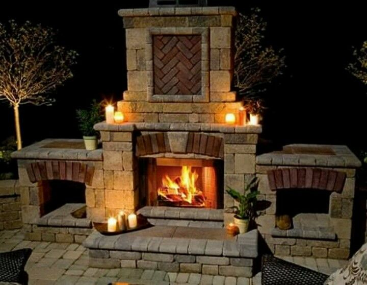 Great Brickwork Outdoor Fireplace Plans Outdoor Fireplace Designs Outdoor Fireplace Brick