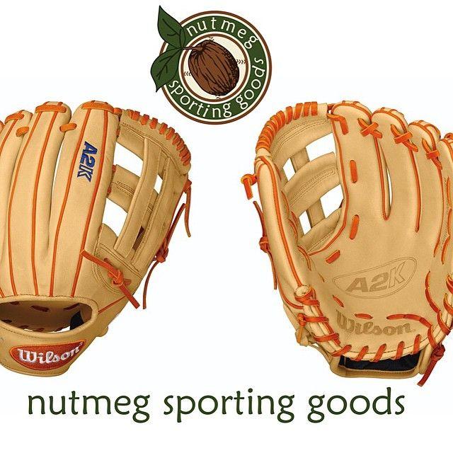 "#Wilson A2K DW5 GM 12"" RHT #DavidWright $349.95 #Baseball #BaseballBegins #SpringTraining #BaseballStarts"