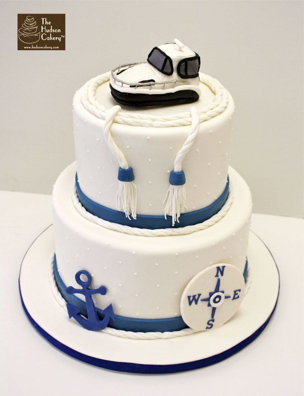 Nautical Wedding Cake Ideas   Google Search