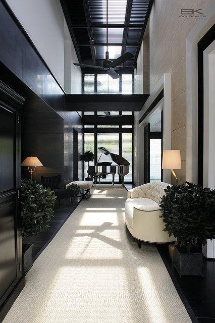 Cool Contemporary And Luxury House Designs Uk Living