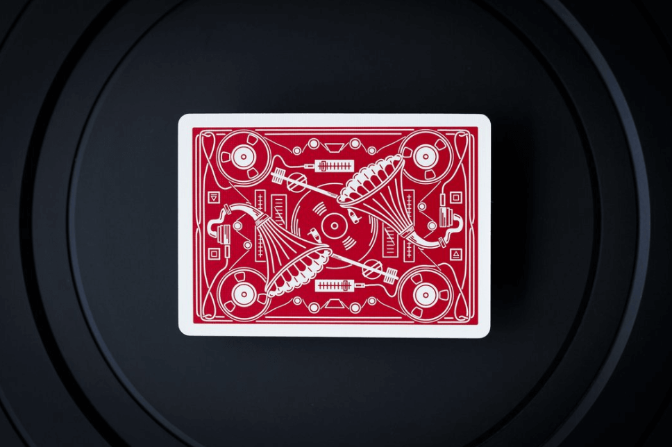 The Soundboards deck was created to celebrate vintage
