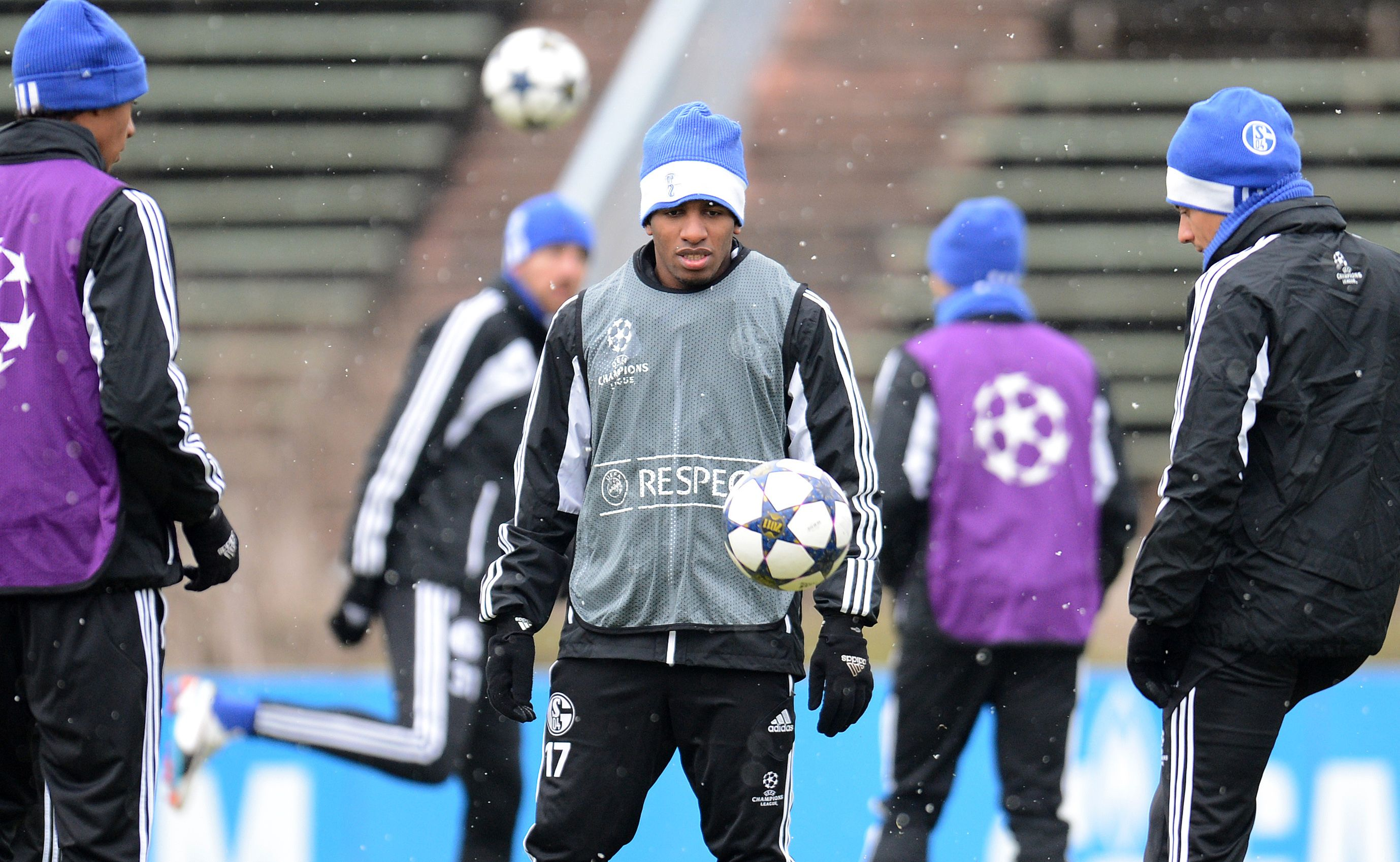 Cold Weather Training 101 Cold Weather Training Cold Weather Soccer