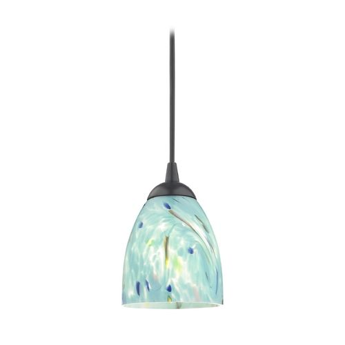 Art Glass Mini Pendant Lights Art Glass Hanging Lights