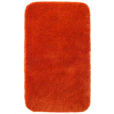 Pantone Universe Tangerine Bath Rug Jcpenney For The