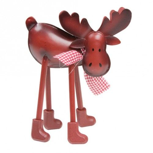 COUNTRY Moose Placecard (Red) Traditional Collection Pinterest