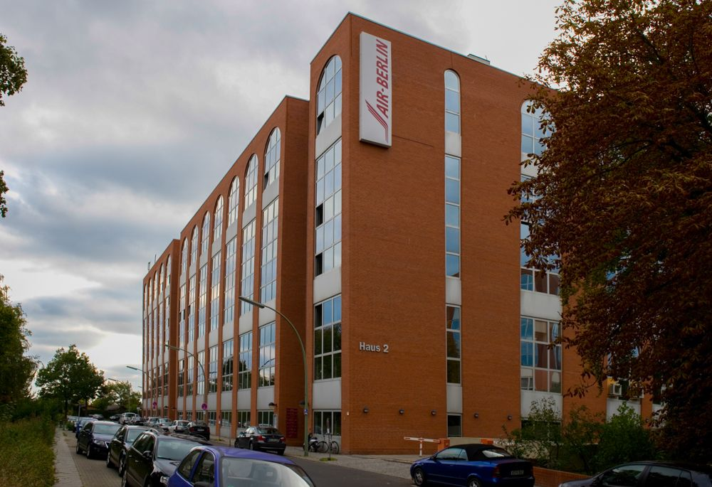 Air Berlin Wikipedia Advanced Air Berlin headquarters at the