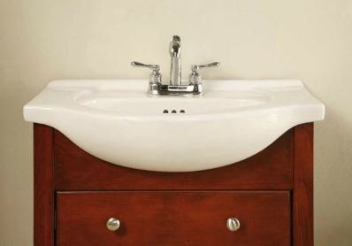 Charlton Home Simpkins Narrow Depth Bathroom Vanity Base Only Size 30 Base Finish Cognac Bathroom Vanity Base Bathroom Vanity Units Vanity