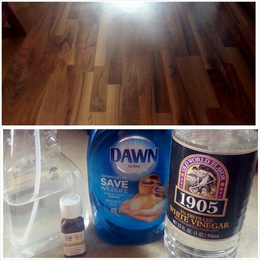 How To Shine Up Laminate Flooring And Make It Smell Just