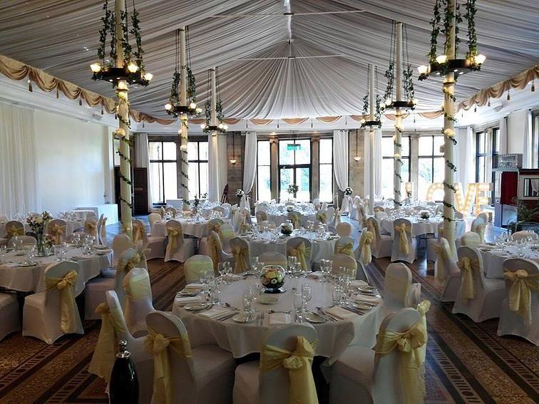 Fabulous Elegant Wedding Venue Co Durham Beamish