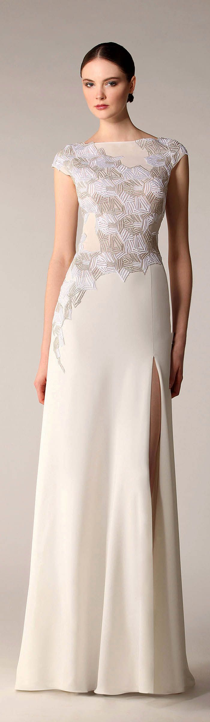 +2014 HAUTE COUTURE BRIDAL GOWNS | Tony Ward Fall Winter 2013-2014 - Fashion Diva Design