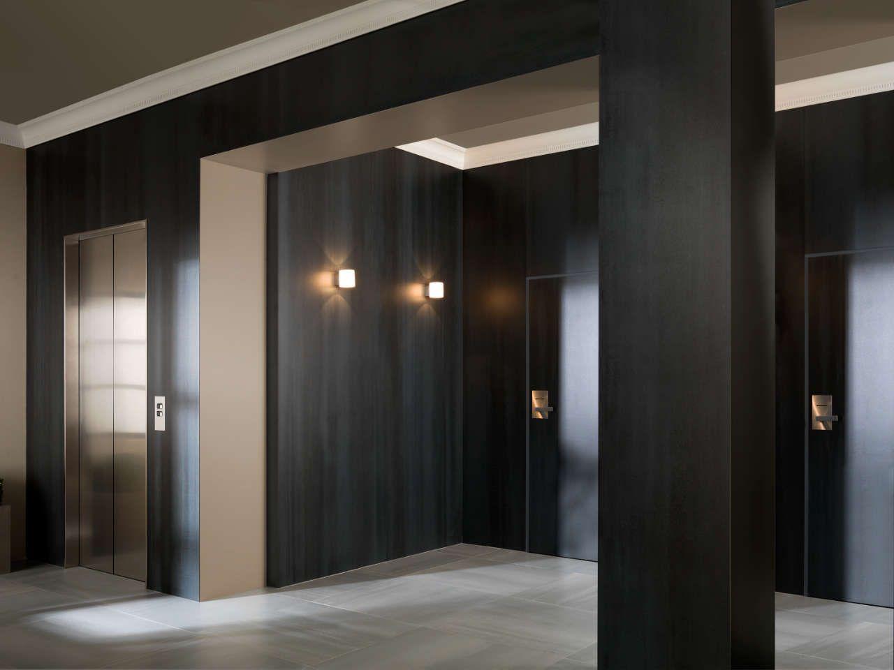 mur carrelage xlight concrete black 100x300 cm sol gr s c rame pleine masse concrete grey