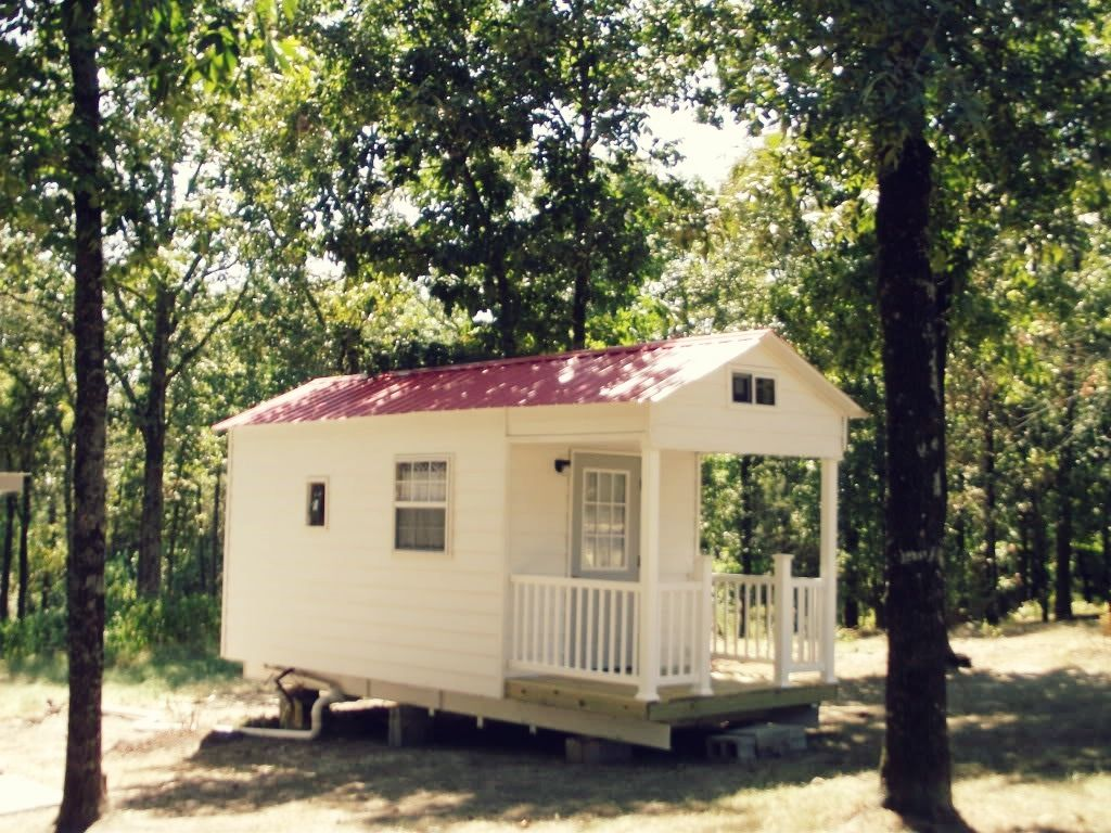 tiny house arkansas