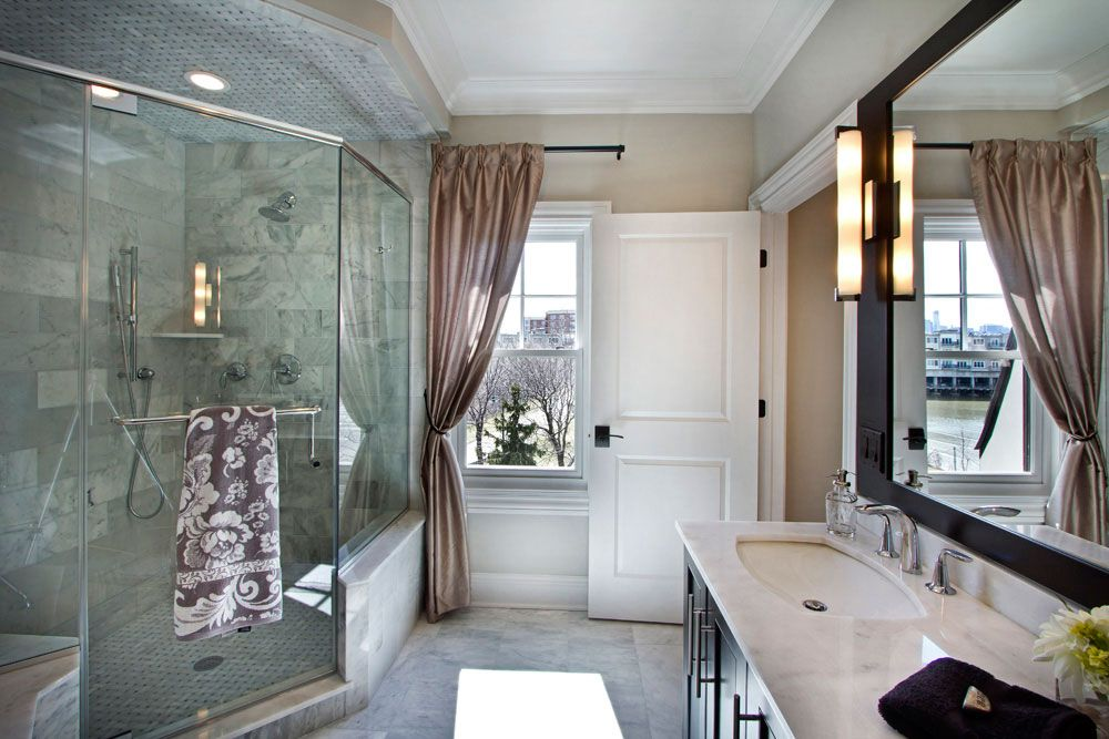 Vanessa Deleon Associates Edgewater Nj Interiordesign Hospital Interior Design Interior Design Interior Design Firms Bathroom decor tiles edgewater wa