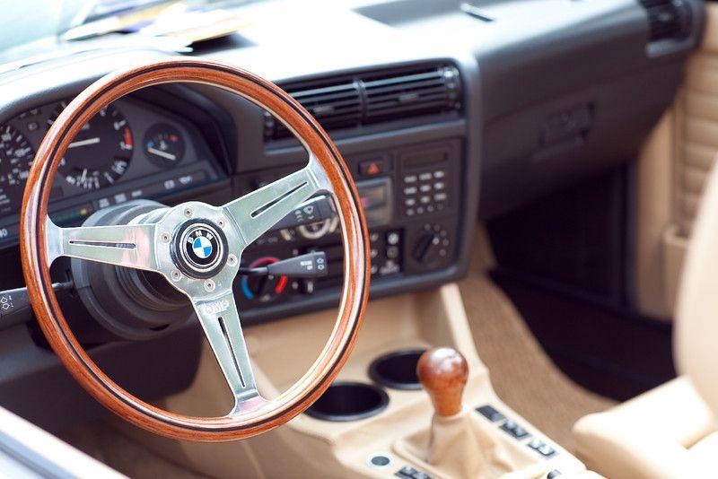 Bmw E30 Convertible Custom Interior With Images Bmw E30