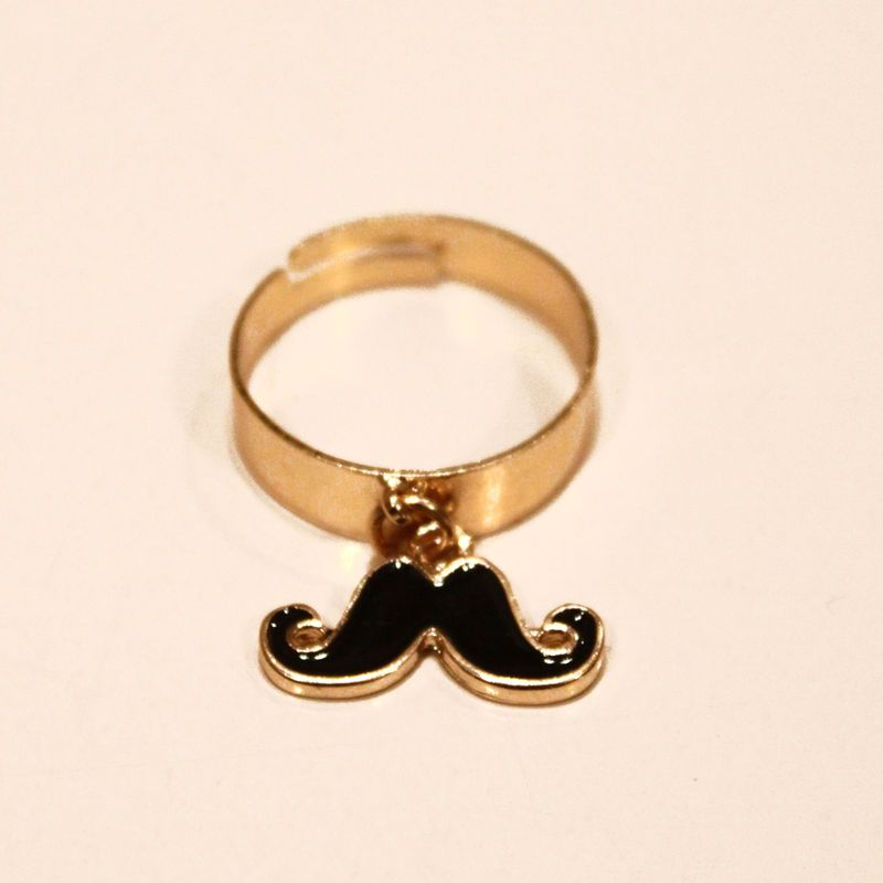 anel gold mini bigode