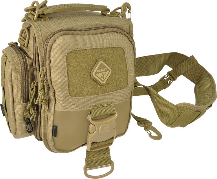 Shop Hazard 4(R) Tonto(TM) Concealed-Carry Mini-Messenger Bag w  MOLLE -  Outdoor, Military, and Pro Gear - We Ship Internationally bc9dfcff9f