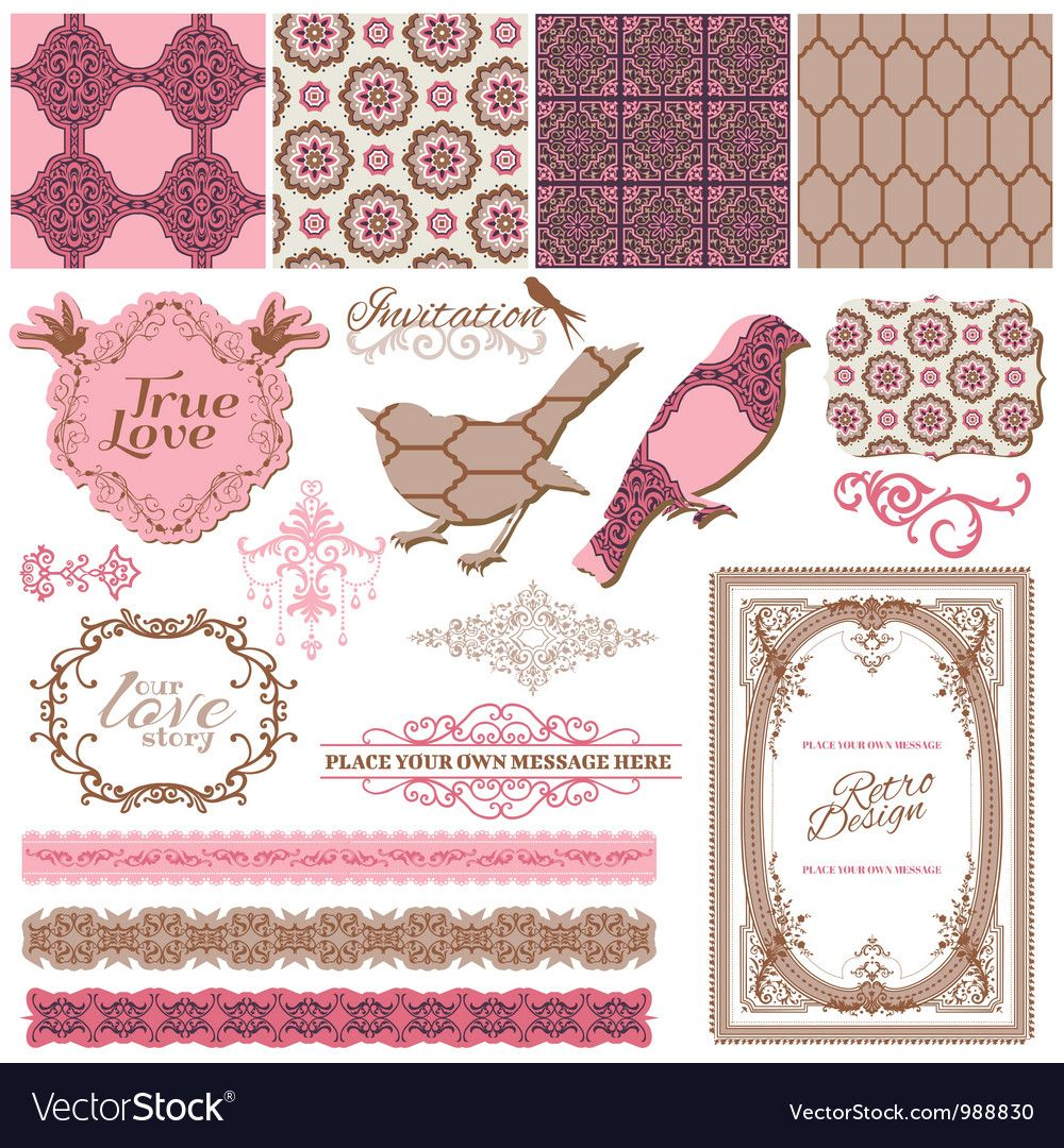 Creativebook Design: Scrapbook Design Elements