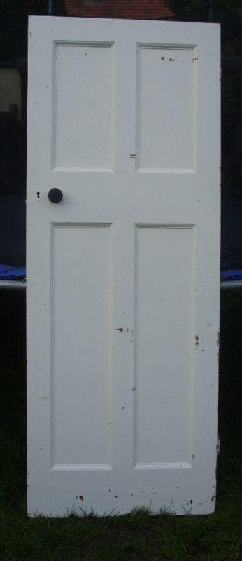 1930s Interior Door 1930s Home Decor 1930s Internal Doors Internal Doors