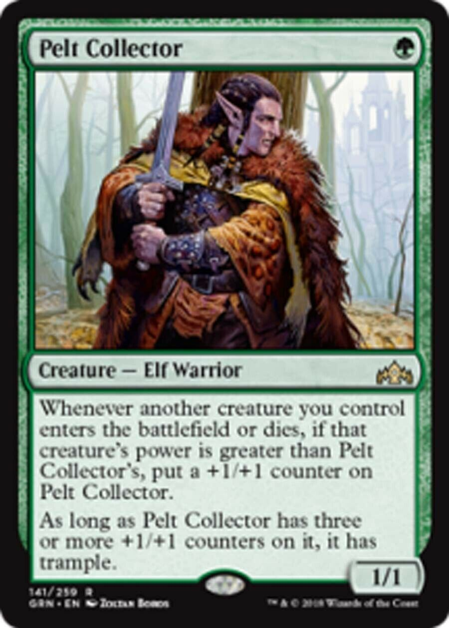 Details about mtg green 11 counters deck magic the
