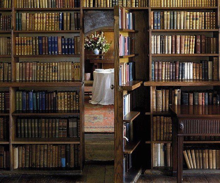 Symlis Sparrow Flash Drive Charger Hidden Door Bookshelf Door Hidden Rooms