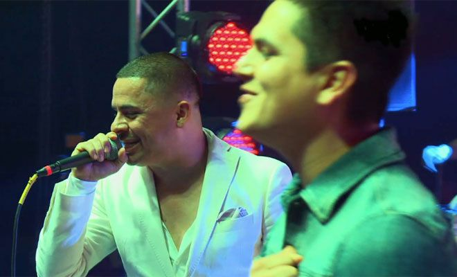 Larrymania clip: Regulo Caro in Concert with Larry, Episode 12
