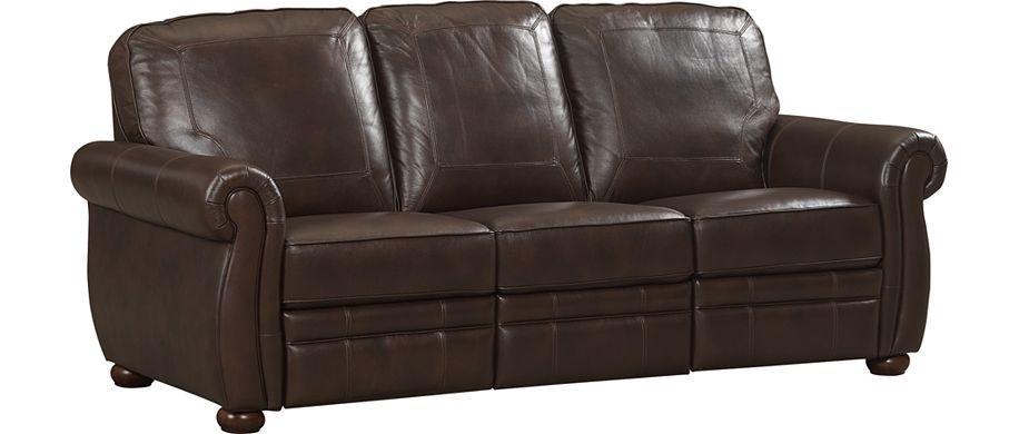 Living Room Furniture Fletcher Reclining Sofa Living