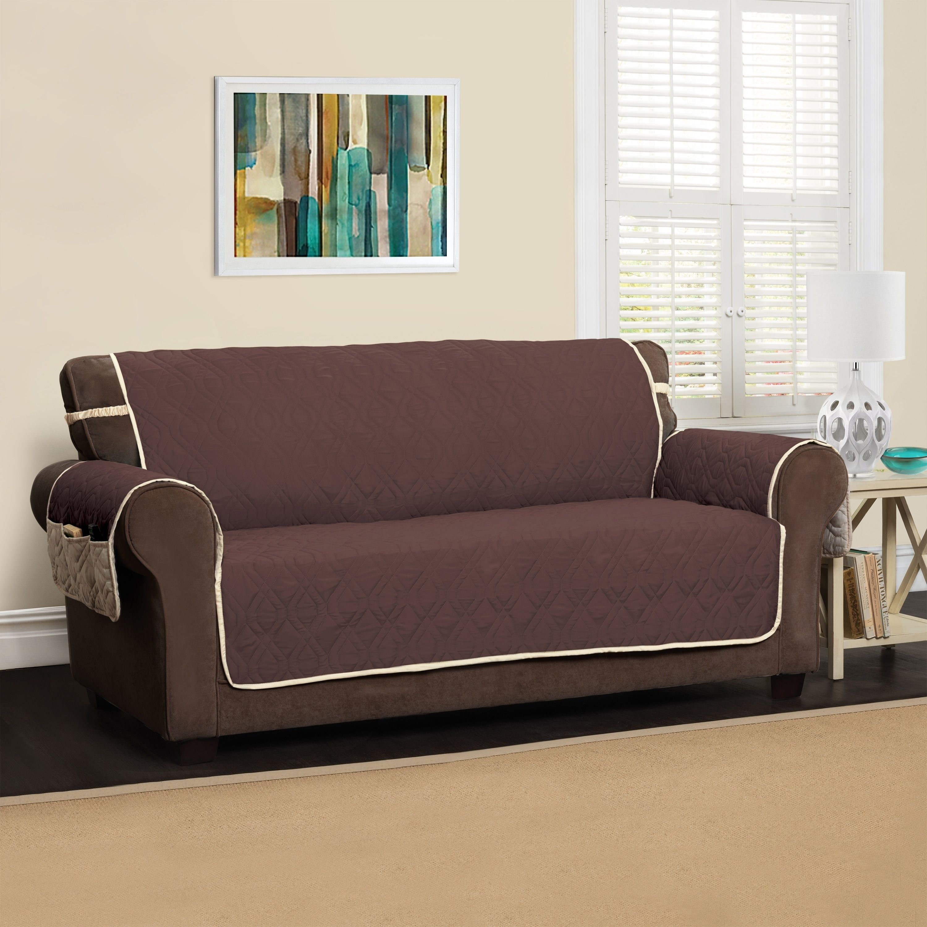 Innovative Textile Solutions 5 Star Sofa Protector Slipcover