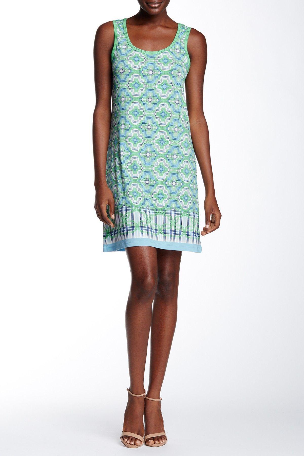 25b31fe5ef051e Patterned Keyhole Back Dress   Spring/Summer Wardrobe   Dresses ...