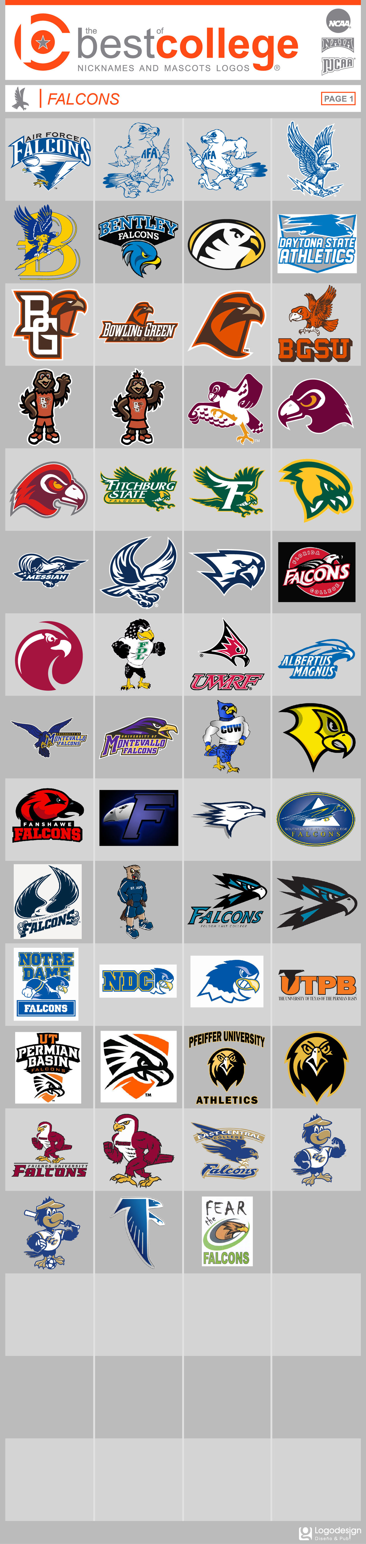 College football logos sports logo design sports team logos