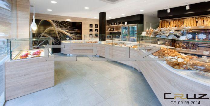 Diseño y Decoración de Panaderías / Pastelerías