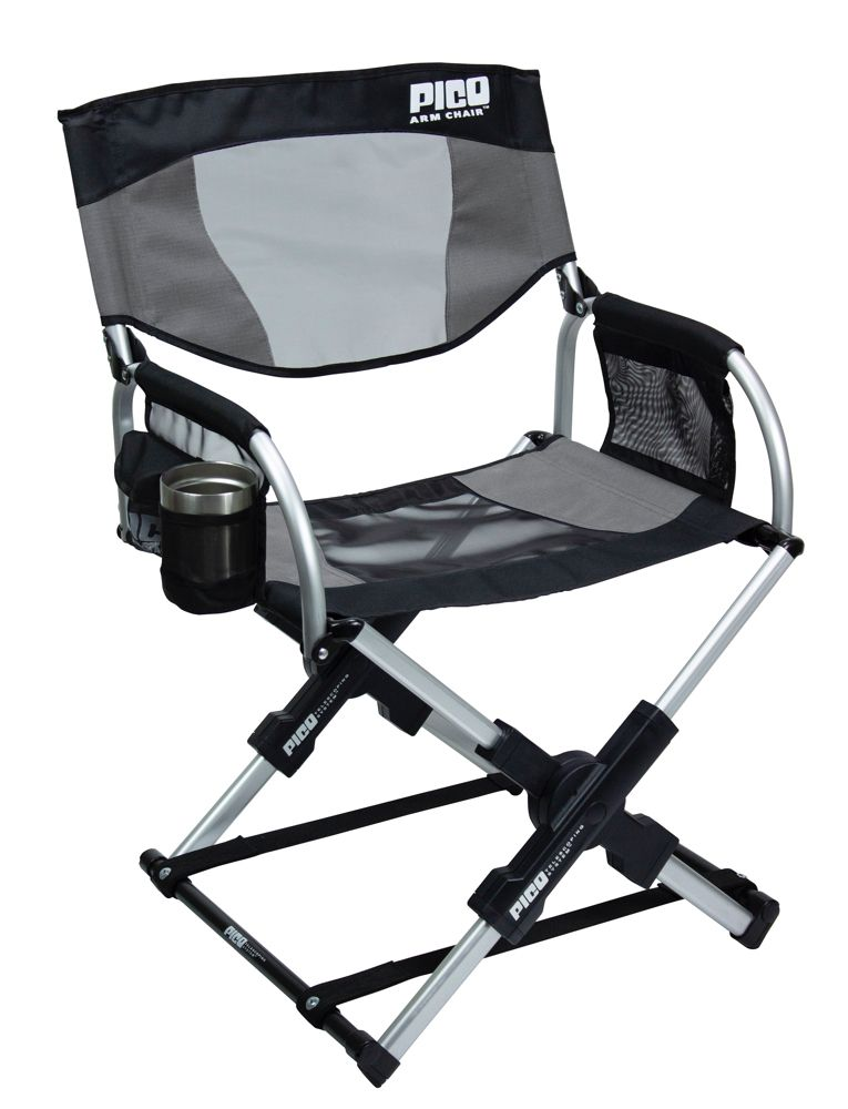 PICO Arm Chair™ Folding camping chairs, Camping chairs