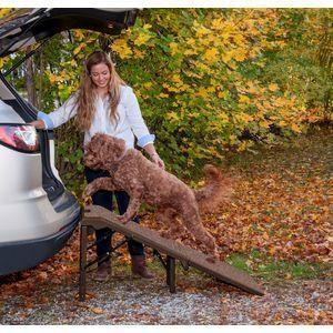 Pet Gear Free Standing Extra Wide Pet Ramp