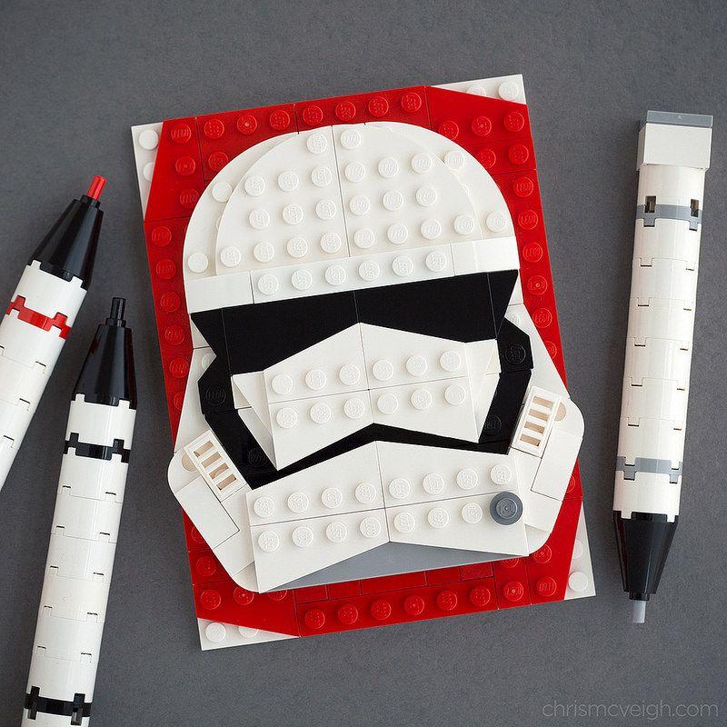 The First Order Lego és Iker