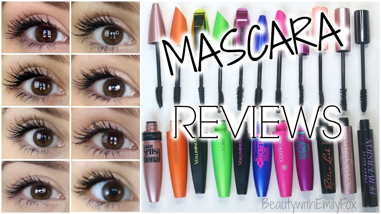 466e3b077c1 Maybelline Lash Sensational, Covergirl lash blast, L'Oreal Miss Manga Rock,  Covergirl Clump Crusher, L'oreal Miss Manga, Maybelline The Rocket, ...