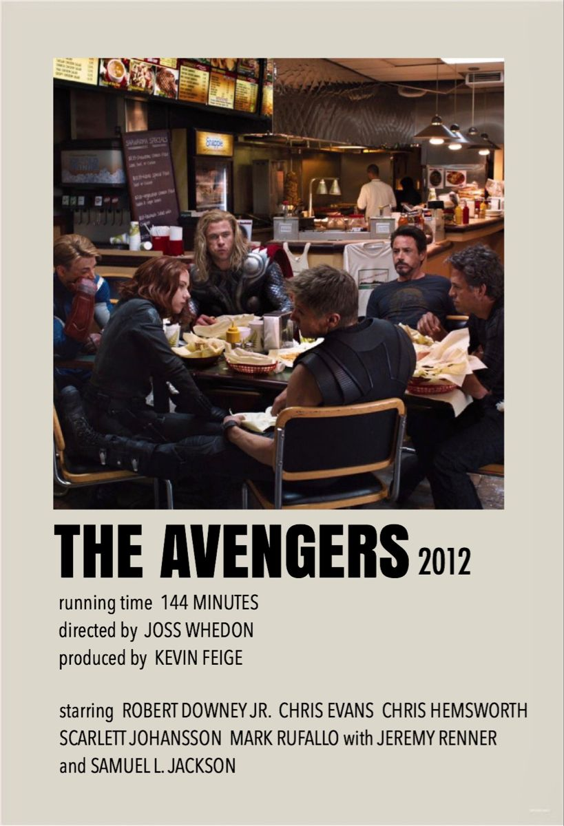The avengers by Millie