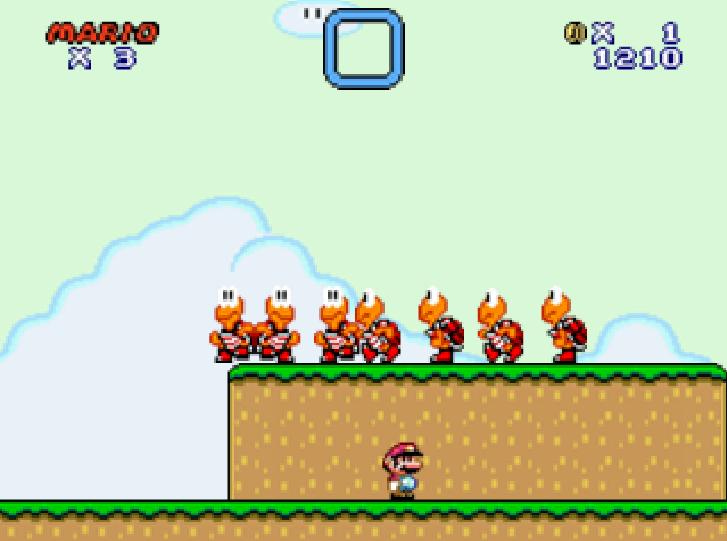 Pin Auf Super Mario Flash