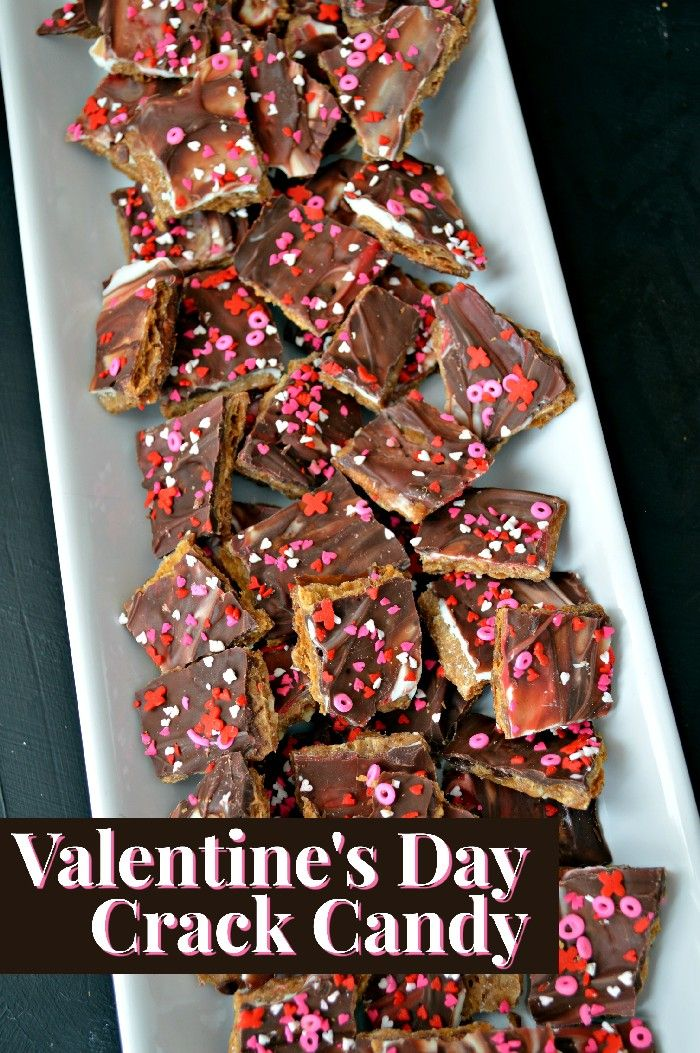 valentines day crack candy recipe - Christmas Crack Candy Recipe