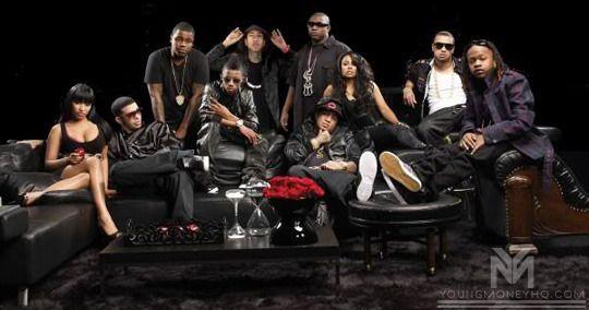 Kanye West Ft Bon Iver Jay Z Nicki Minaj Rick Ross Monster Kanye West Monster Kanye West Bon Iver