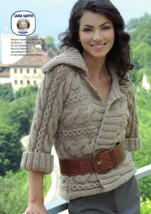 Tejidos de la Web... Crochet. 2 Agujas... - Thalia Colo - Álbumes web de Picasa