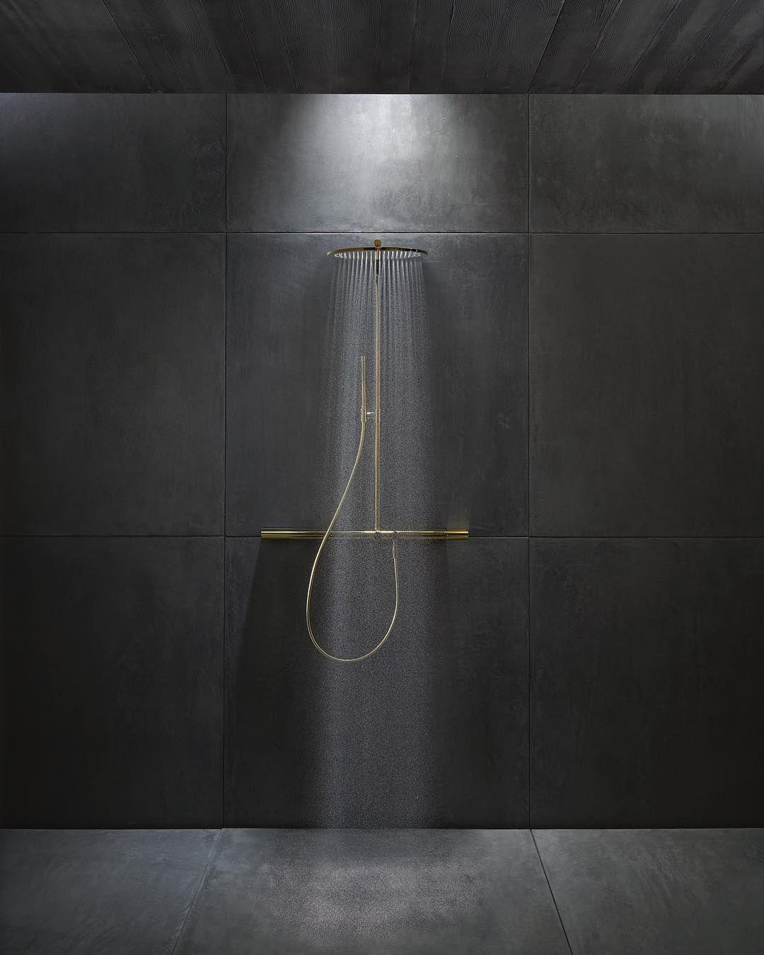 New AXOR showerpipe. Expressive. Elegant.  #AXOR #AXORnordic #FormFollowsPerfection #design #interior #interiordesign #interiordecor #bathroom #bathroomdesign #bathroomdecor #baderomsinspo #interiorinspirasjon #inredning #sisustusinspiraatio #sisustussuun