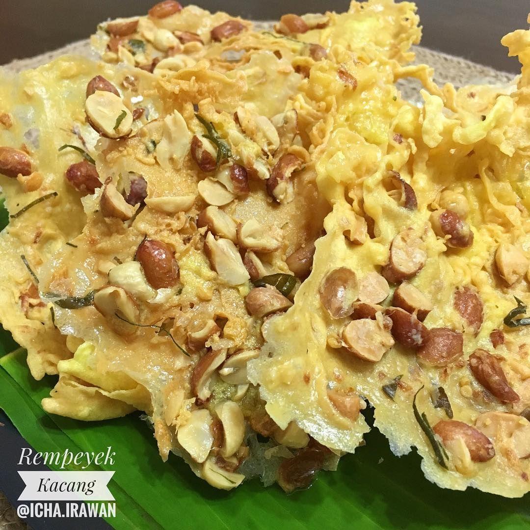 Icha Irawan Di Instagram Ini Diaa Penampakan Kece Rempeyek Made In Sydney Gemesss Yaah Pas Udh Jadi Nyaa Ke Resep Masakan Indonesia Memasak Resep Makanan