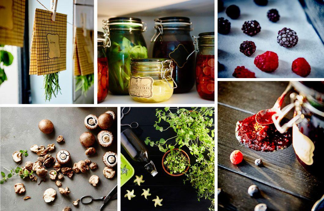 La fruta y la verdura de verano se pueden congelar deshidratar y conservar para disfrutar de - Se pueden congelar las almejas crudas ...