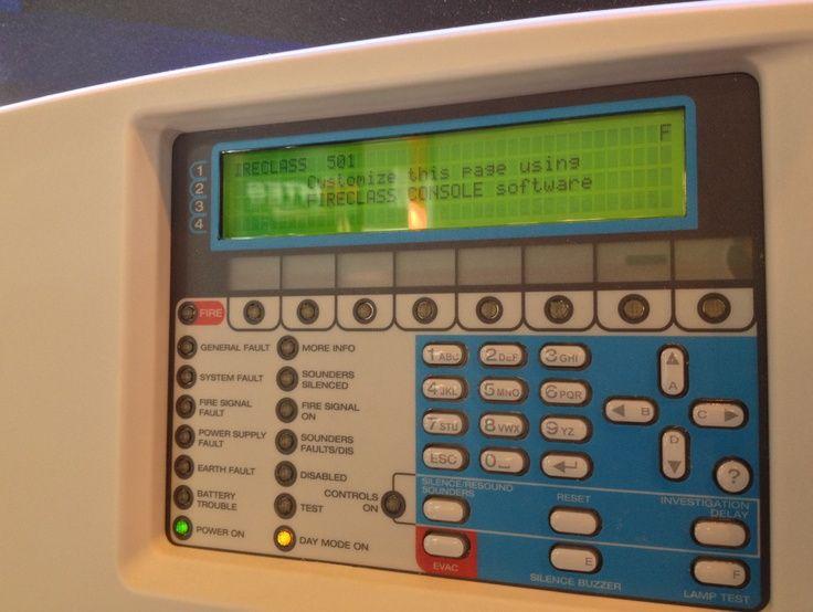 أجهزة الإنذار ضد الحريق Fire Alarm system نظام الإنذار