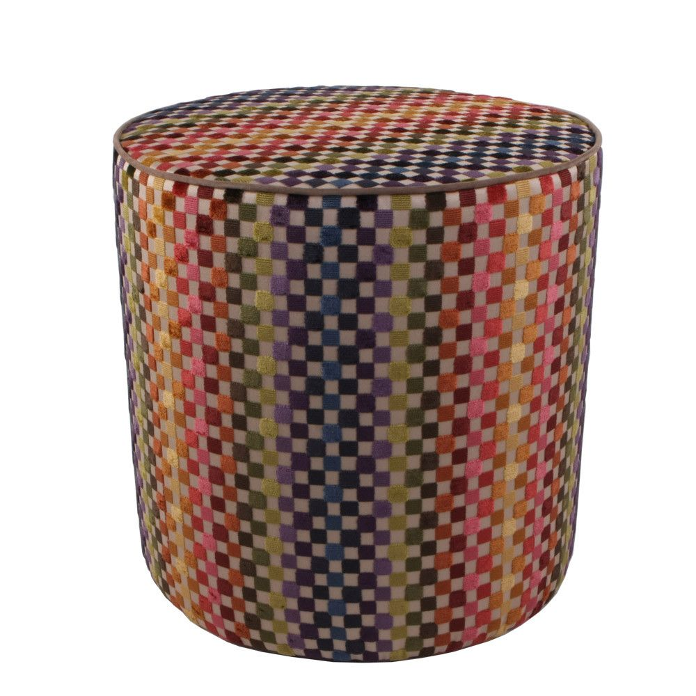 missoni home maseko pouf xcm dream house dream