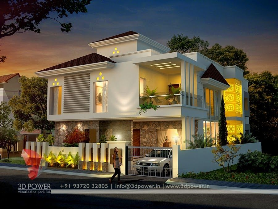 Ultra Modern Home Designs Exterior Design House Bungalow Plans Malaysia Lrg
