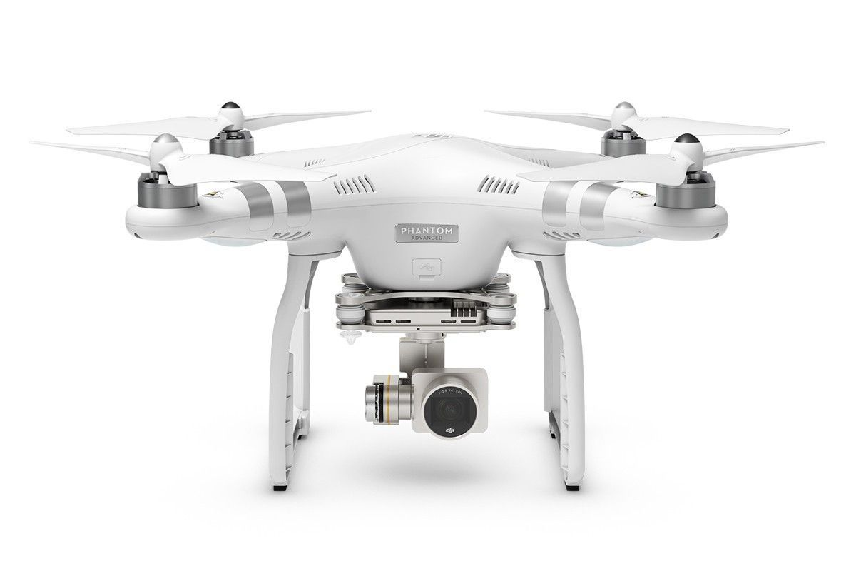 DJI Phantom 3 Advanced Quadcopter Drone With 27K HD Video Camera