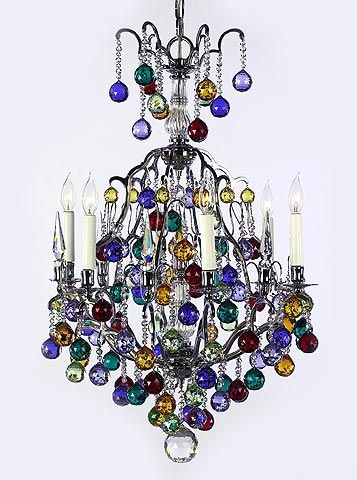 Chandelier boho beautiful chandeliers pinterest chandeliers crystal chandeliers are the finest in the world and allan carter and jean lopez the owners of myran allan chandelier thrive to make the best ones mozeypictures Choice Image