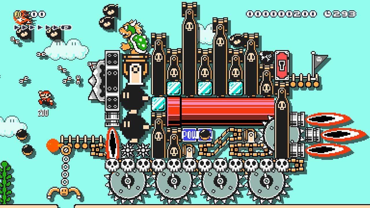 Super Mario Maker 2 + Nintendo Switch Online 12-Month Individual Membership  - Nintendo Switch by Nin