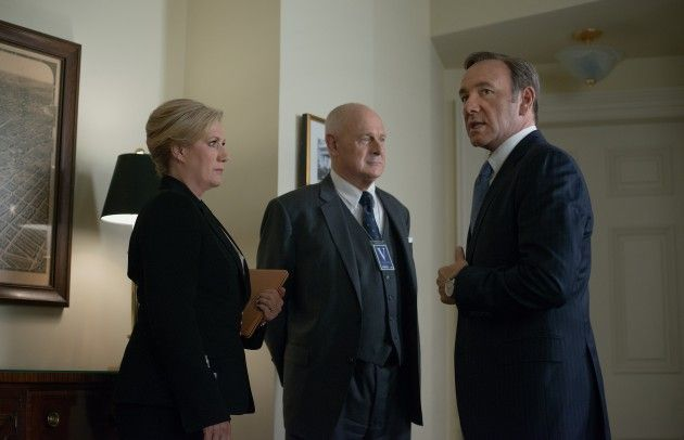 'House of Cards' Season 2 -- Kevin Spacey